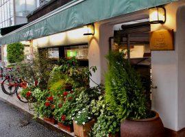 ラ・テール洋菓子店